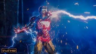 Железный Человек против Тора | Мстители
