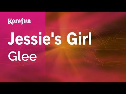 Karaoke Jessie's Girl - Glee *