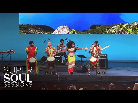 Do You Speak Djembe? An Interactive Musical Performance | SuperSoul Sessions | Oprah Winfrey Network