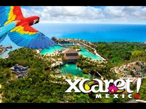 Mexico Part 4 Xcaret Water  Park