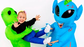 Funny Dress Up Costume Contest - Kids Song By Maya And Mary