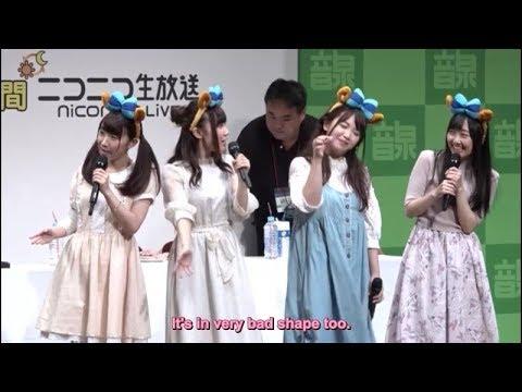 Seiyuu Hamsters - Hamsters Fall Over!