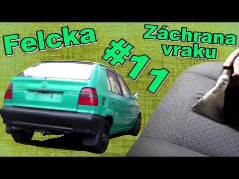 Event-VLOG #78 - Jedeme z garáže! + čištění sedaček  (11/12)