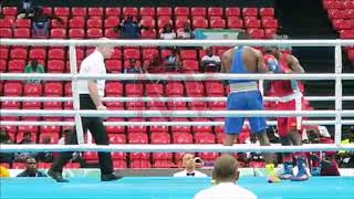 OLYMPIC BOXING QUALIFIERS: David Ssemujju advances in Africa championships
