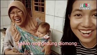 COCOTE TANGGA TUMAN..cover Lagu Bocah Ngapa Ya (wali Band)