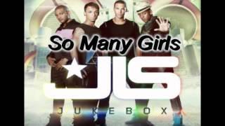 JLS - Jukebox Album Promo