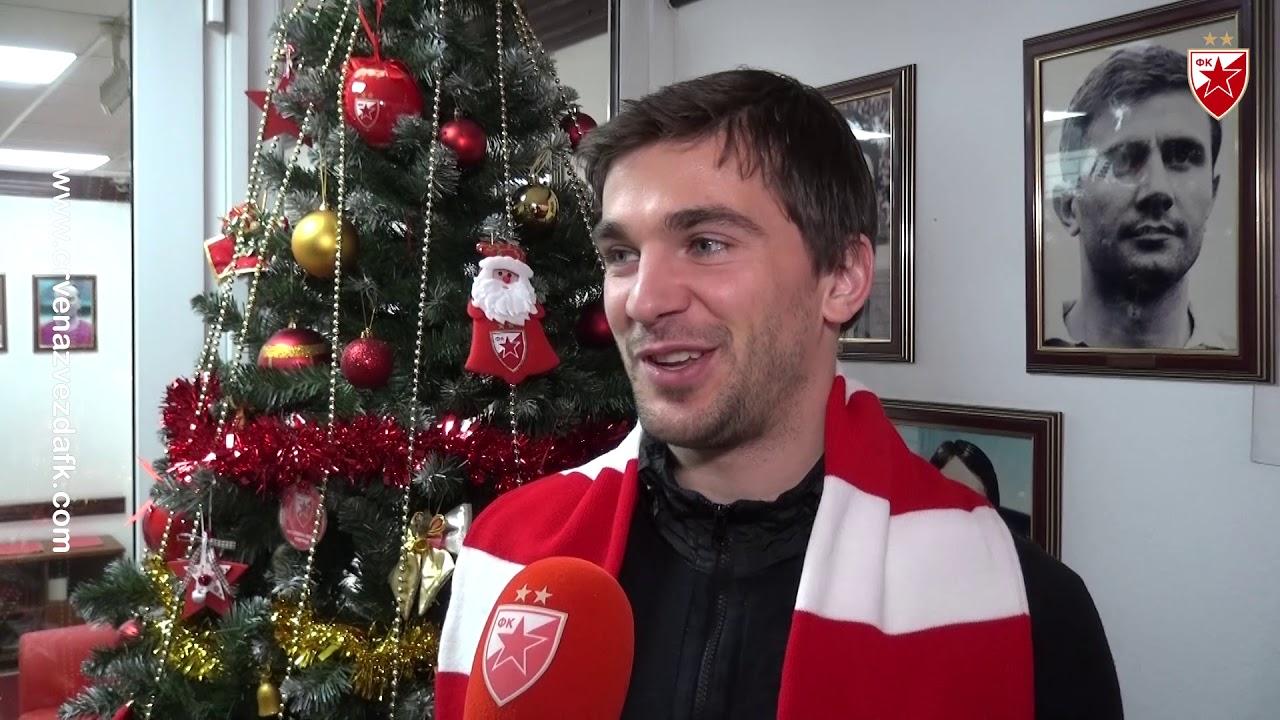 FK CRVENA ZVEZDA / Filip Stojković