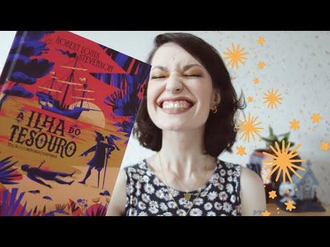 5 Motivos para ler A Ilha do Tesouro | Hear the Bells