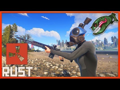 Rust What's Coming | First Look in Game M39 EMR & Clatter Helmet Incentive  #164(Rust News & Updates) - ThatGermanGuy