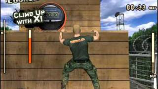 Assault Course - MINICLIP 3D game running in military path