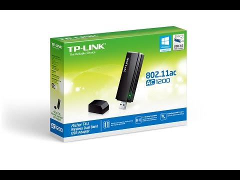 Tp Link Archer T4u Ac1200 Wireless Dual Band Usb Adapter