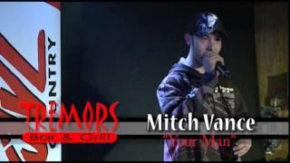 Mitch Vance on WJV-Idol