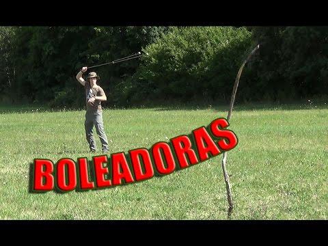 ABSsupervivencia: Boleadoras.