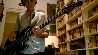 Arms Aloft - Joe Strummer And The Mescaleros [Bass Cover]