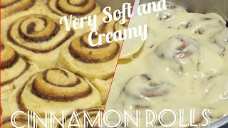 cinnamon roll icing recipe with cream cheese