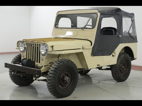 Video of '51 Willys - Q4OE