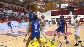 Semis Highlights: Mighty Sports vs AS De Sale | 31st Dubai International Basketball Championship