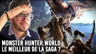 MONSTER HUNTER WORLD : le meilleur épisode de la saga ?