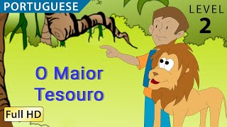 "O Maior Tesouro : Learn Portuguese with subtitles - Story for Children and Adults ""BookBox.com"""