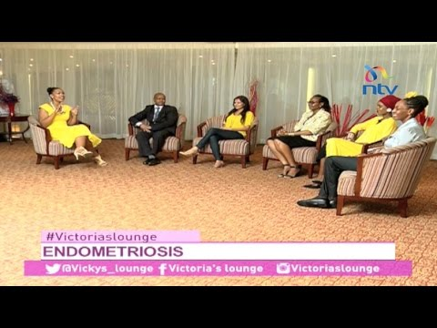 Victoria's Lounge - Endometriosis