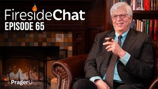 Fireside Chat Ep. 65 - Dennis Talks With TPUSA