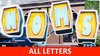 Search The Letter [ O, S, M, N, NUMS ]