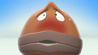 Wonderballs - ávido Vivo | Animados engraçados | Aprenda cores | vídeos infantis