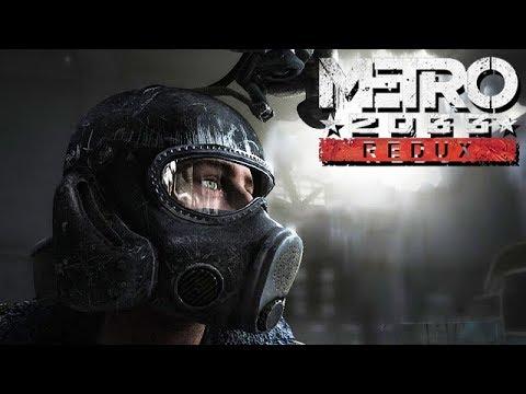 Metro 2033 Redux Gameplay German #07 - Sam Fischer Style