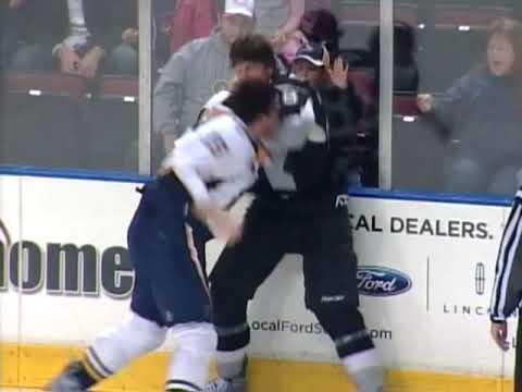 Anthony Peluso vs. Ryan Donally