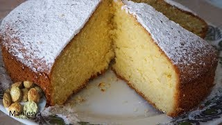 СМЕТАННИК, идеальный сметанный бисквит/Sour cream Cake