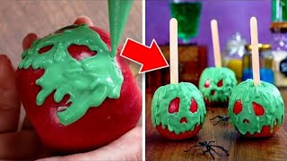 19 Creepy Halloween Crafts And Treats