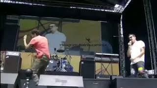 DESCONOCIDOS - CAMILO ECHEVERRY FT. MAU Y RICKY EN VENEZUELA AID LIVE