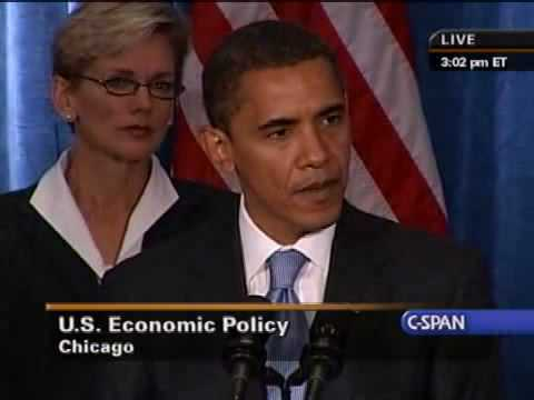 President-Elect Barack Obama Holds First Press Conference