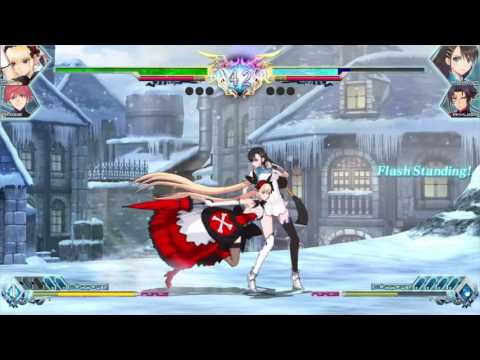 Blade Arcus from Shining: Battle Arena - Announce Trailer thumbnail