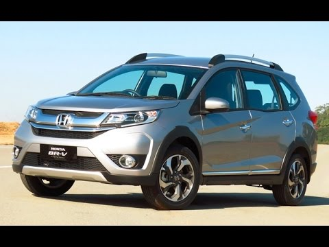 Honda BRV- All New Compact SUV- Test Car -Exterior View -Part1