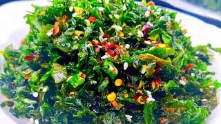 पालक की ऐसी रेसिपी जो आपने पहले नहीं खायी होगी | Sparkling Spinach Recipe| Crackling Spinach Recipe