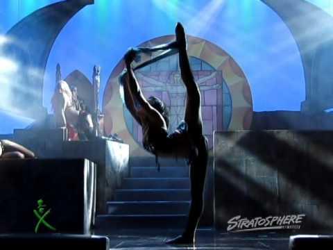 Вид на Америку: Лас Вегас: Bite Topless Vampires шоу