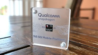 Snapdragon 765 & 765G - 5G & AI for mid-range mobiles!