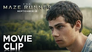 """Let Me Show You"" Clip - The Maze Runner"