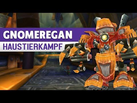Gnomeregan Pet Battle Dungeon A Full Challenge Mode Walk through
