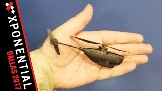 FLIR Black Hornet: Super Small Drone for Individual Soldiers