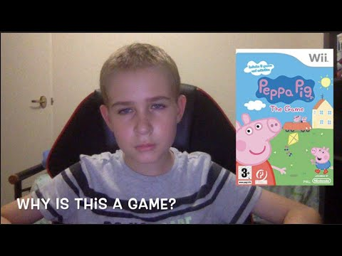 GamingMuffy #9- Peppa Pig Games