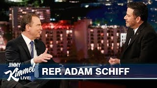 Representative Adam Schiff on Ending our National Nightmare