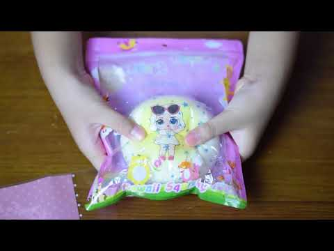 unboxing squishy by syahra syahira
