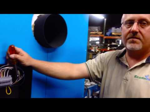 The Econoburn Boiler Part 3 - Failsafe Electrical Systems