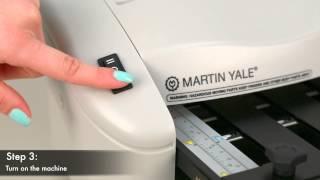 Martin Yale P7200 RapidFOLD Desktop Paper Folding Machine