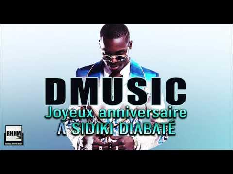MP3 SIDIKI ANNIVERSAIRE DIABATE JOYEUX TÉLÉCHARGER SON