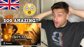 SOOBIN X SLIMV - THE PLAYAH (Special Performance / Official Music Video) | REACTION!