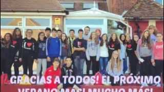 preview picture of video 'SWANAGE AGOSTO 2014 IDIOMAS LEÓN #travellingtogether'