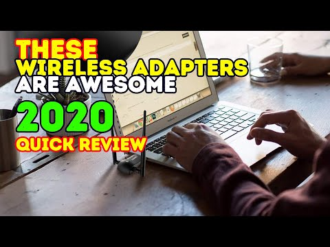 Review: 10 Best Wireless Adapters 2018 – USB wireless adapter for gaming, USB WIFI